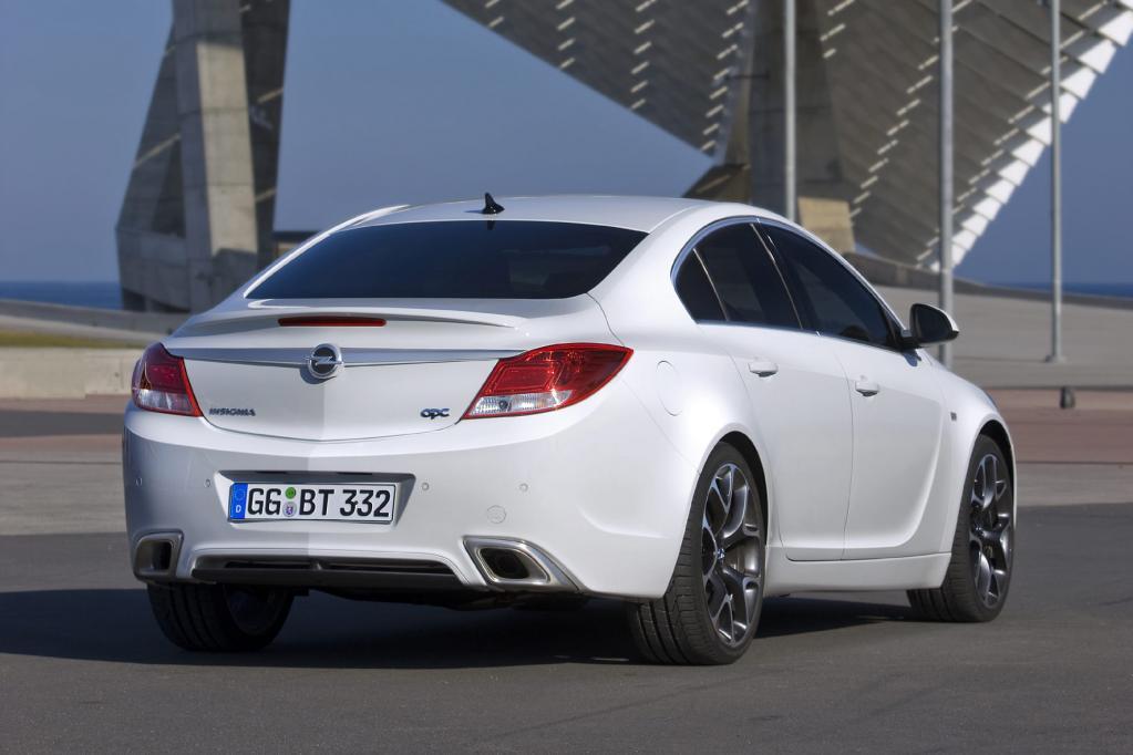Opel - Insignia - Bild(3)