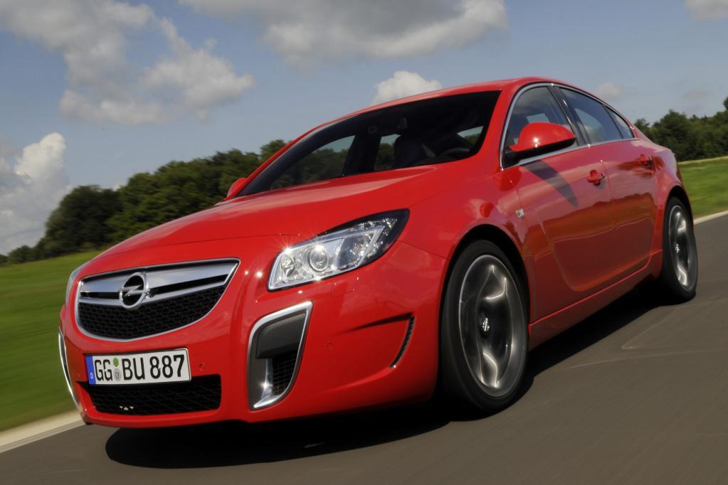 Opel - Insignia - Bild(8)