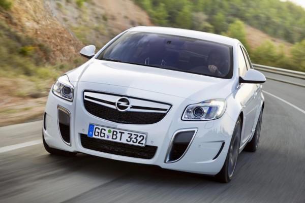 Opel Insignia OPC: Dezente Höchstleistung