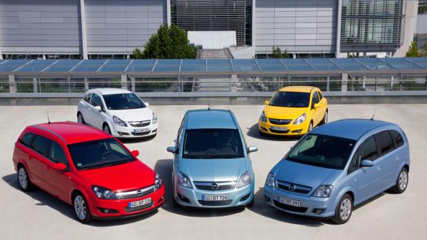 Opel startet breites Autogas-Angebot