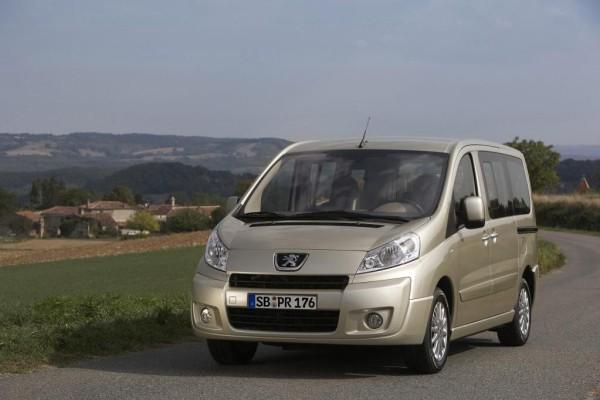 Peugeot Expert Tepee: Viel Raum für die Großfamilie