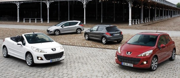 Peugeot frischt den 207 auf