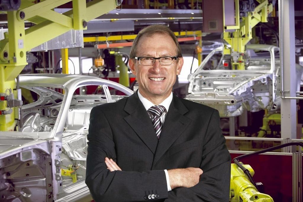 Porsche: Leimgruber neuer Produktionsvorstand