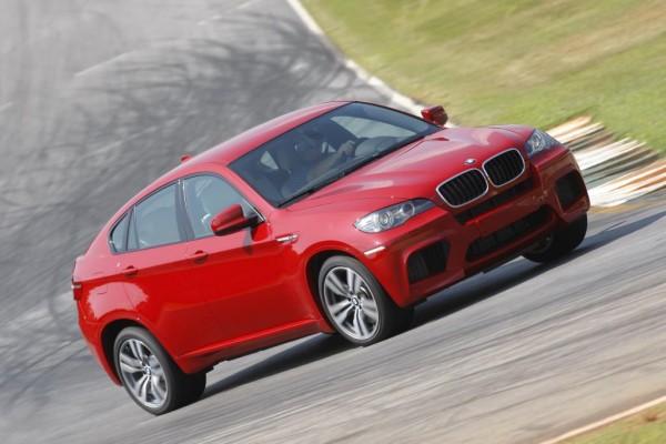 Presse-Präsentation BMW X6 M: Neue Bescheidenheit