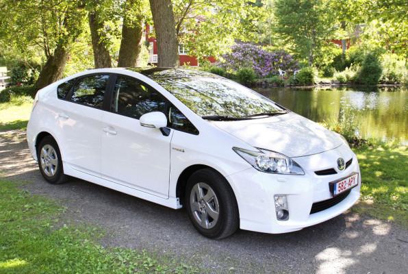 Presse-Präsentation Toyota Prius: Genuss ohne Reue