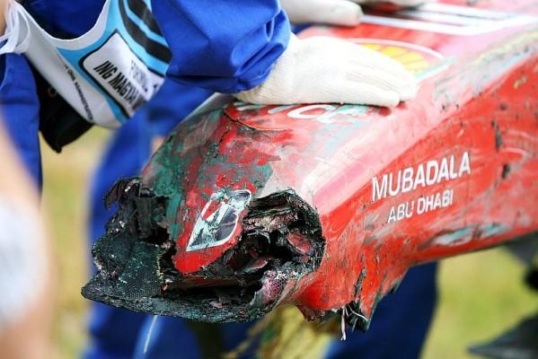 Qualifying : Massa-Unfall und Alonso-Pole