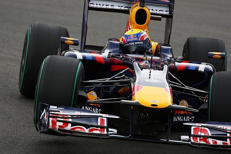 Qualifying : Webber auf Pole