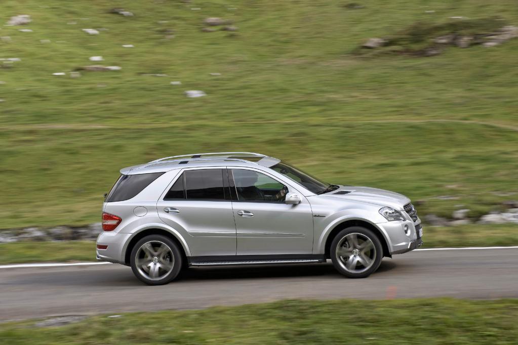 Rückruf Mercedes M-Klasse