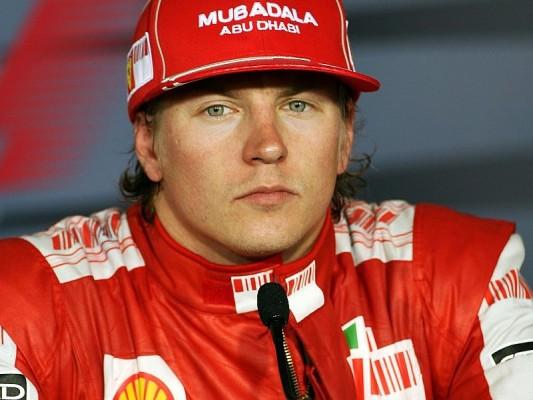 Räikkönen jagt den ersten Saisonsieg: Schumacher als Teamkollege