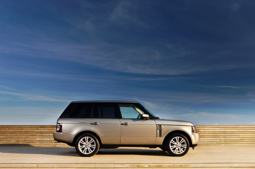 Range Rover: Range Rover erhält 5,0-Liter-V8-Kompressormotor