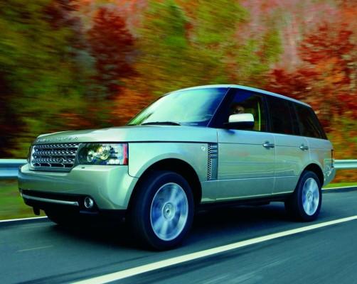 Range Rover erhält 5,0-Liter-V8-Kompressormotor