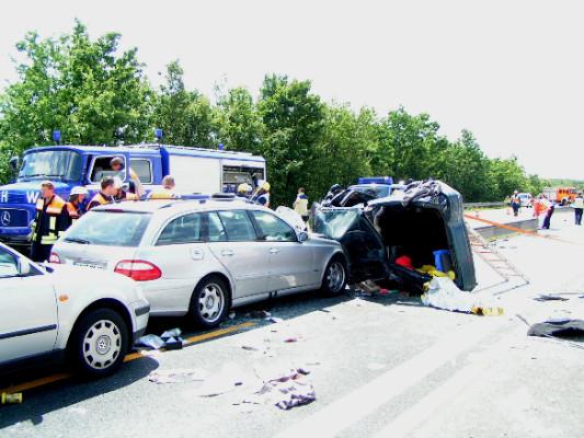 Ratgeber: Verkehrsunfall im Ausland