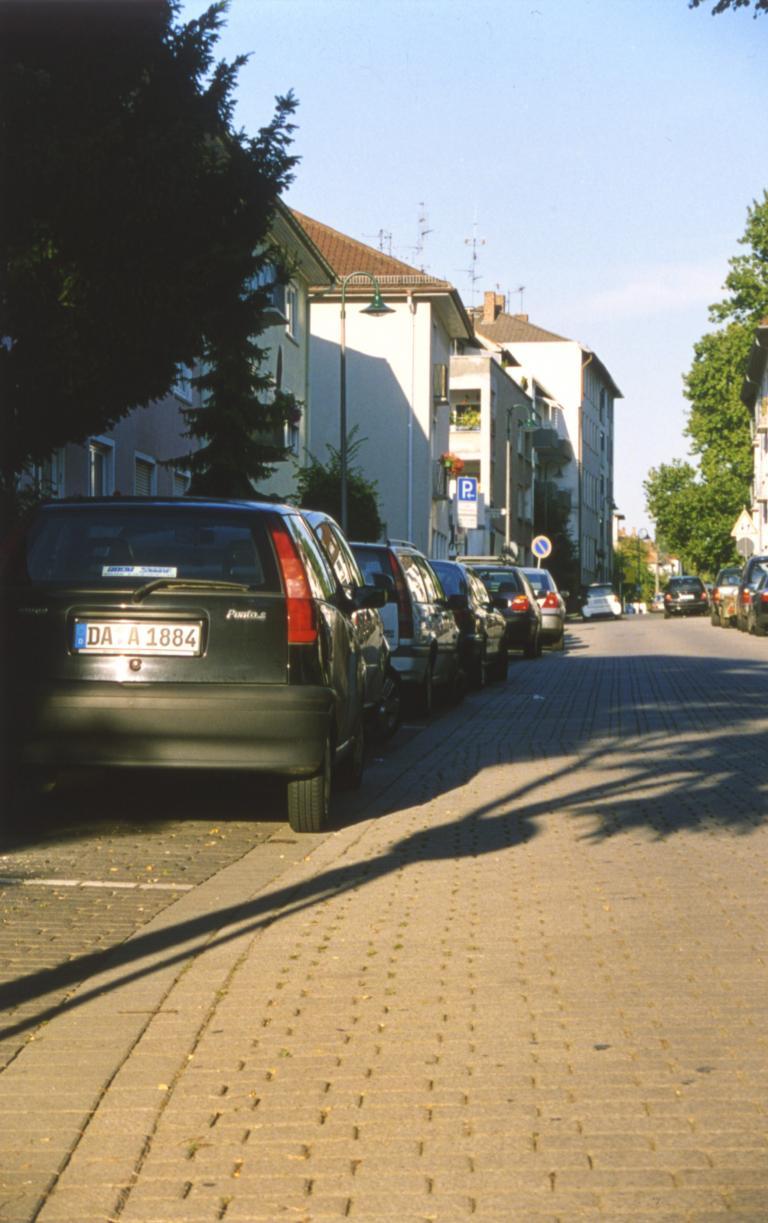 Recht: Parken außerhalb markierter Flächen