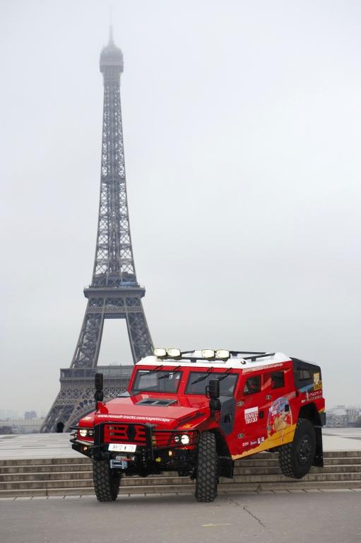 Renault Sherpa: Hummer à la française - Bild(2)