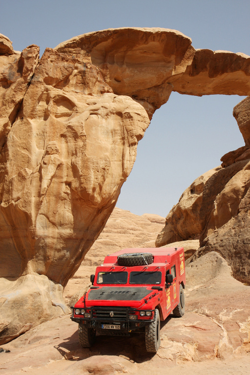 Renault Sherpa: Hummer à la française - Bild(3)