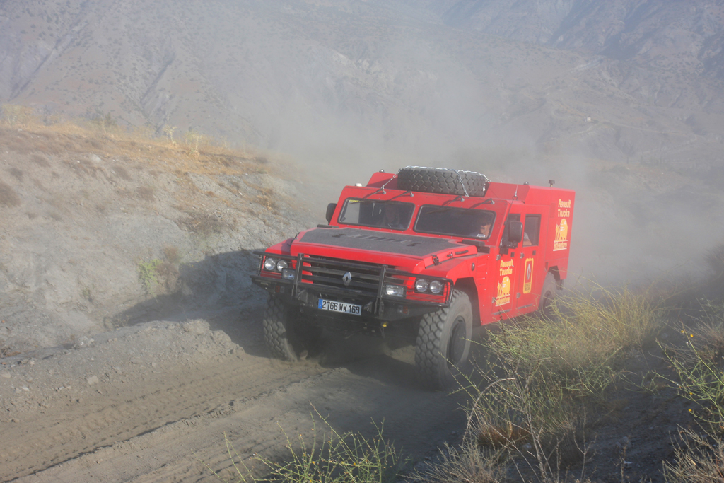 Renault Sherpa: Hummer à la française - Bild(4)