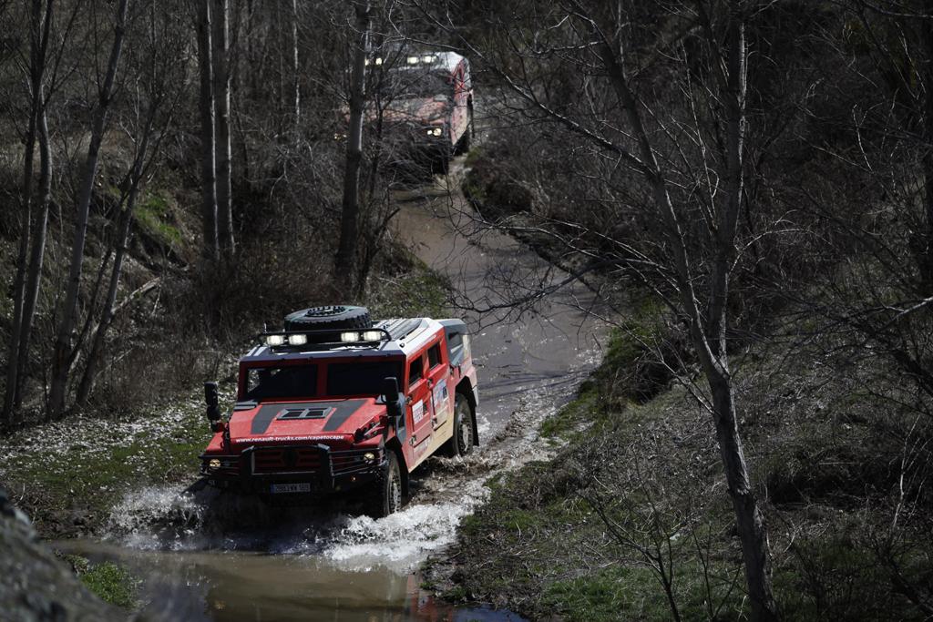 Renault Sherpa: Hummer à la française - Bild(7)
