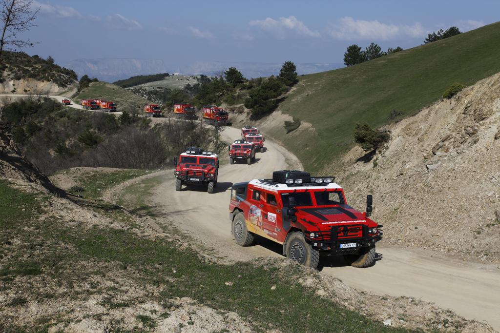 Renault Sherpa: Hummer à la française - Bild(8)