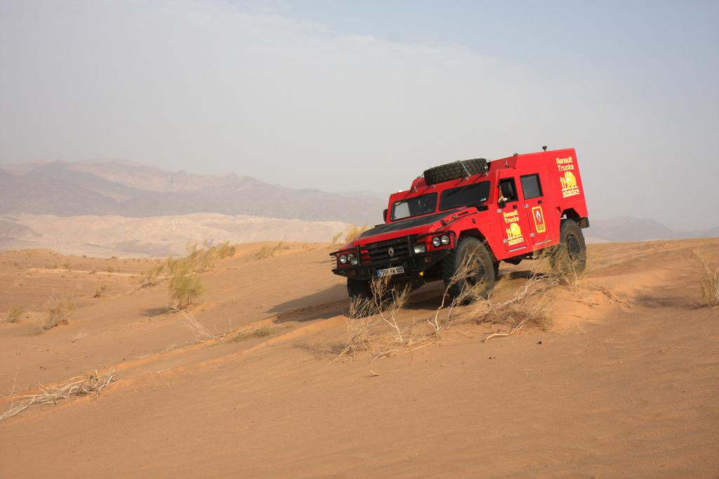 Renault Sherpa: Hummer à la française - Bild