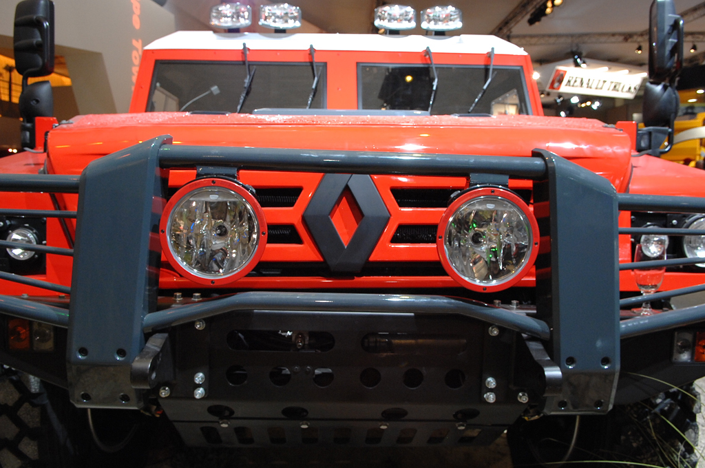 Renault Sherpa: Hummer à la française - Bild(9)