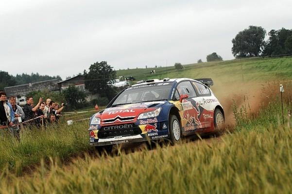 Sébastien Loeb: Recht entspannt