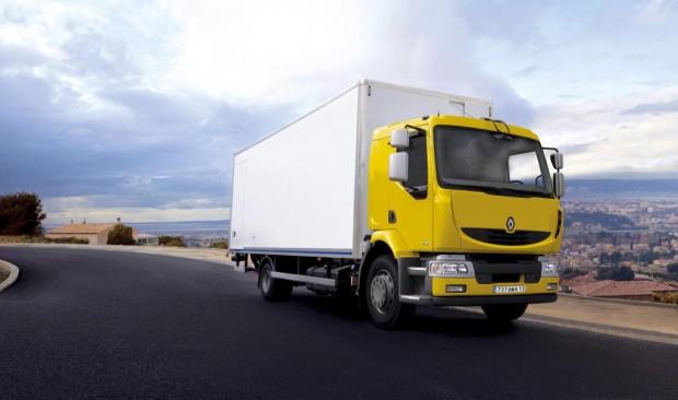 Saubere Nutzfahrzeuge von Renault Trucks
