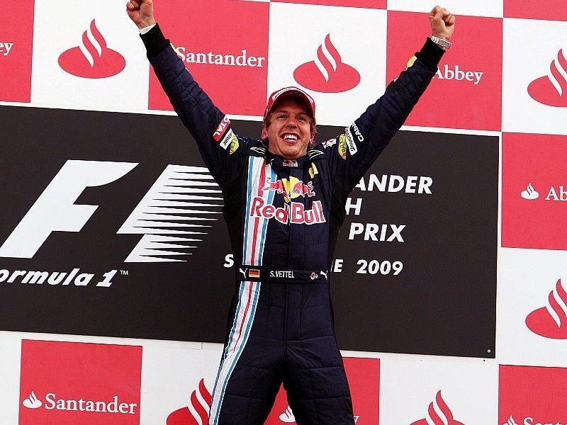 Sebastian Vettel: Ich bin kein Beamter