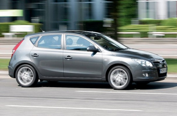Spritspartechnik für den Hyundai i30