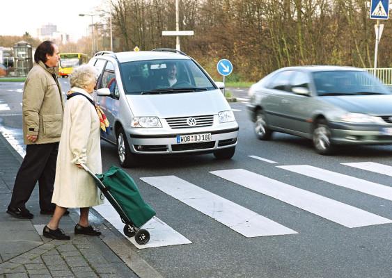 Stadtverkehr der Zukunft muss seniorenfreundlich sein