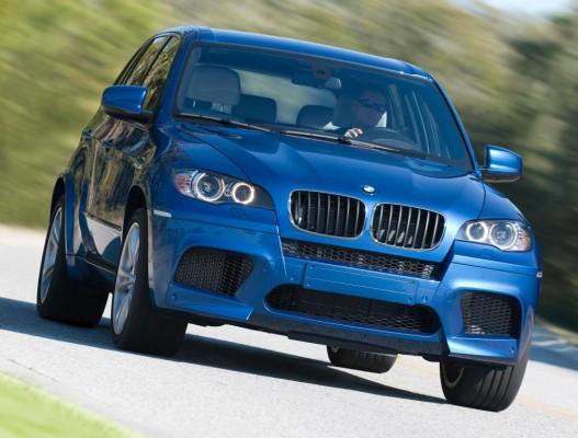 Technischer Zwilling: BMW X5 M