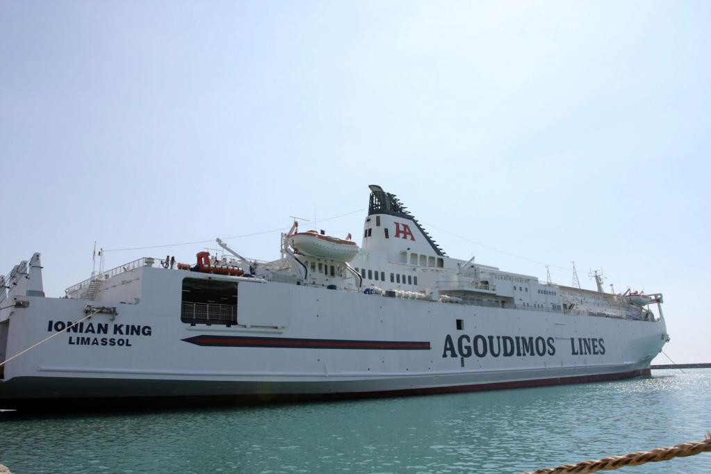 Test: Sicherheitsmängel bei griechischen Fähren