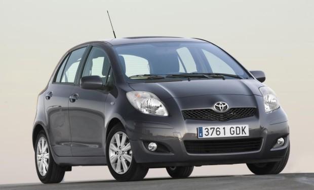 Toyota Aygo, iQ, Yaris und Avensis profitieren von neuer Kfz-Steuer