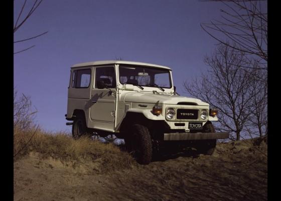 Toyota zeigt sechs Raritäten bei den ''Classic Days''