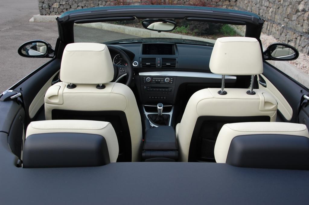 UNFERTIG-BMW 118i Cabriolet!-UNFERTIG Automobile Lebensart.