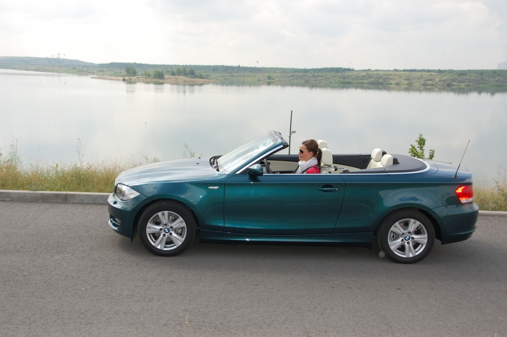 UNFERTIG-BMW 118i Cabriolet!-UNFERTIG Coole Eleganz.