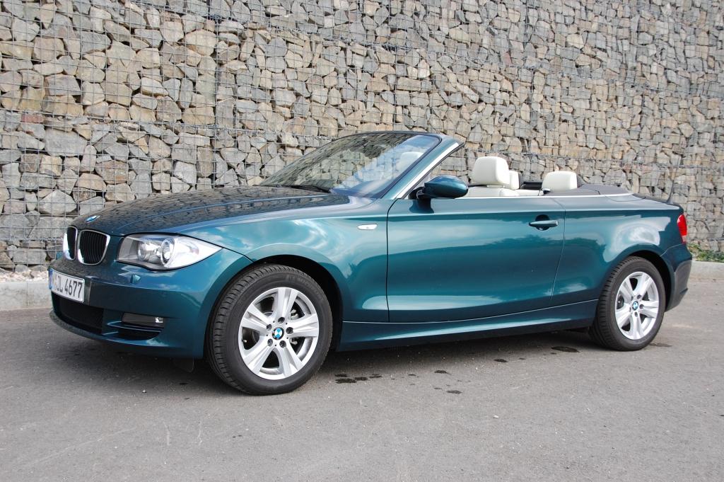 UNFERTIG-BMW 118i Cabriolet!-UNFERTIG Gute Wahl & Gute Fahrt.