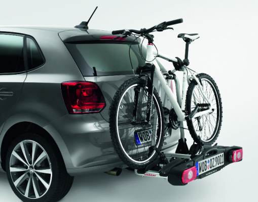 VW-Fahrradträger erzielt Punktsieg in Sachen Sicherheit