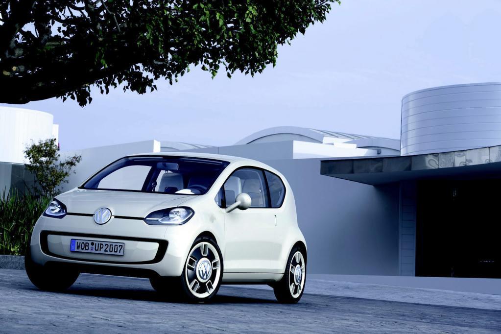 VW Up möglicherweise mit Zweizylindermotor