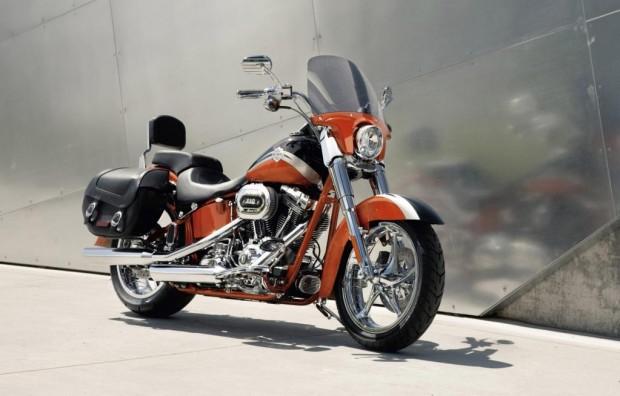 Vier neue CVO-Sondermodelle von Harley-Davidson