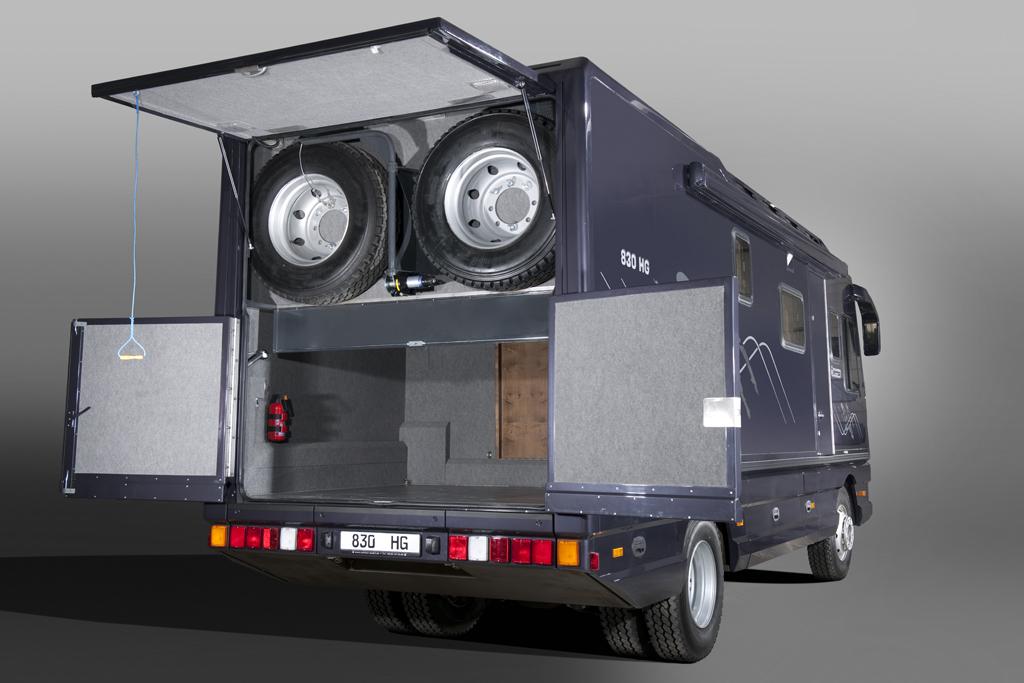 Volkner Mobil 830 HG Adventure Line: Ach Du dickes Ding - Bild(3)