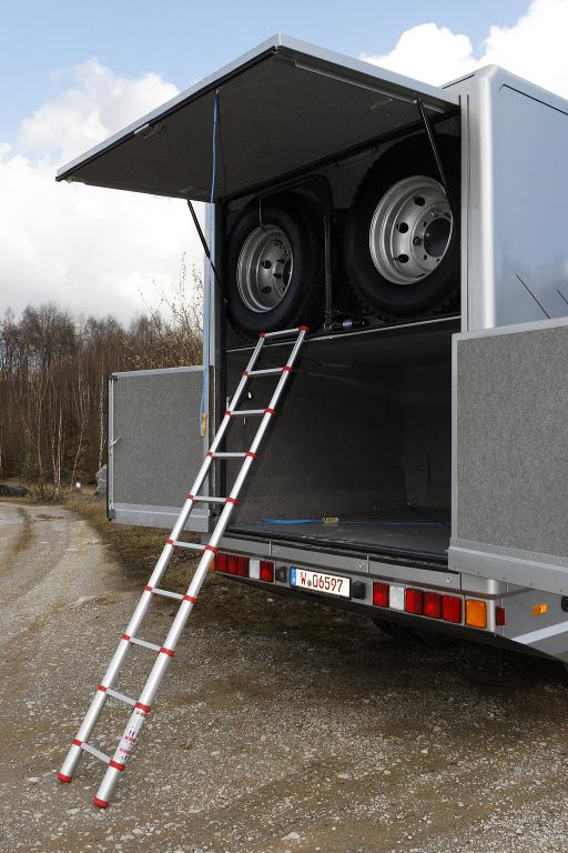 Volkner Mobil 830 HG Adventure Line: Ach Du dickes Ding - Bild(4)