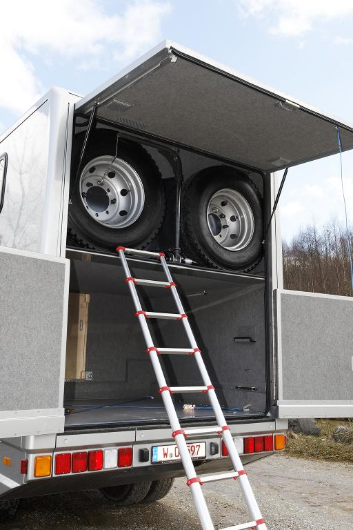 Volkner Mobil 830 HG Adventure Line: Ach Du dickes Ding - Bild(5)