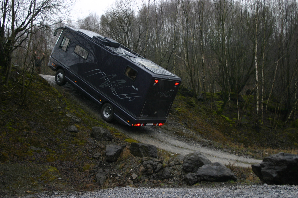 Volkner Mobil 830 HG Adventure Line: Ach Du dickes Ding - Bild(7)