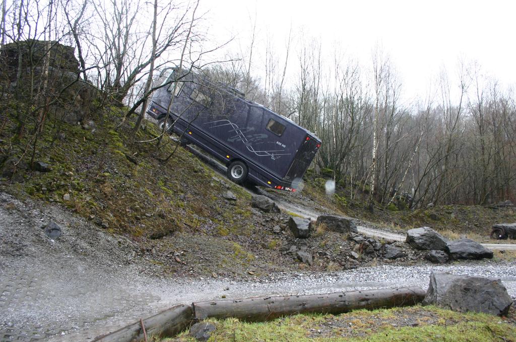Volkner Mobil 830 HG Adventure Line: Ach Du dickes Ding - Bild(8)