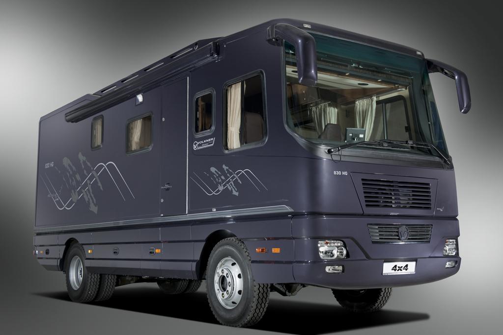 Volkner Mobil 830 HG Adventure Line: Ach Du dickes Ding - Bild