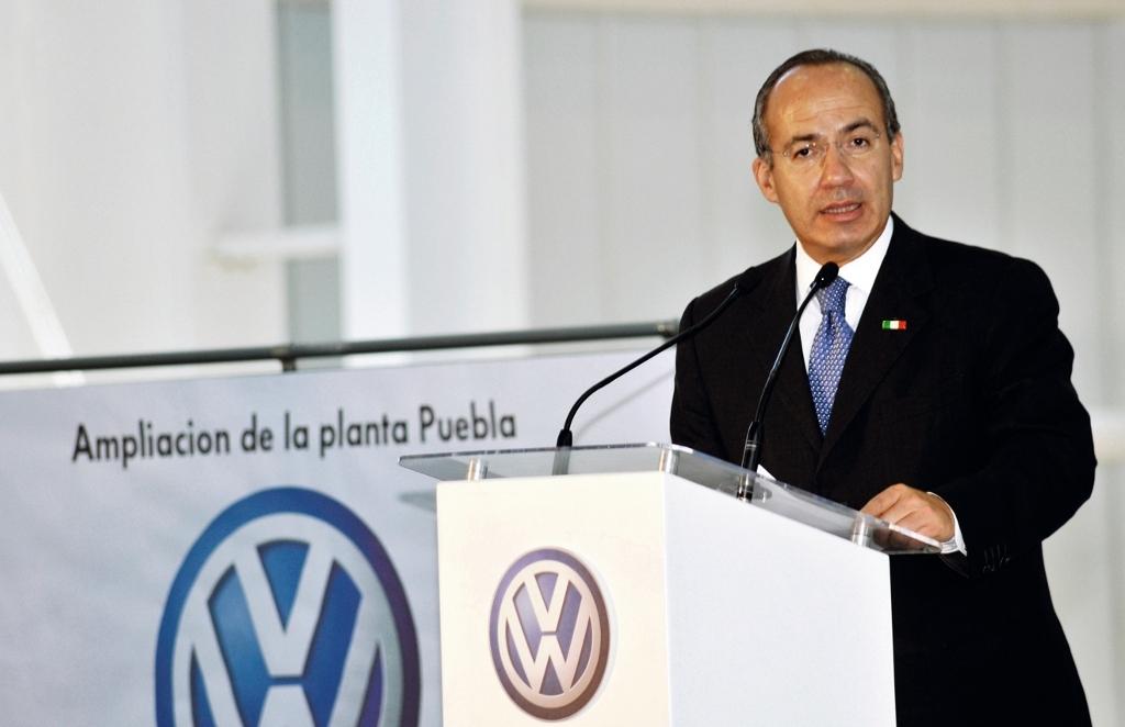 Volkswagen baut mexikanisches Werk aus
