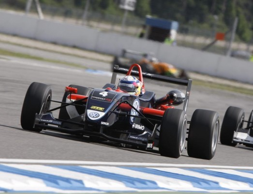 Volkswagen hat drei Titelchancen in der  Formel 3