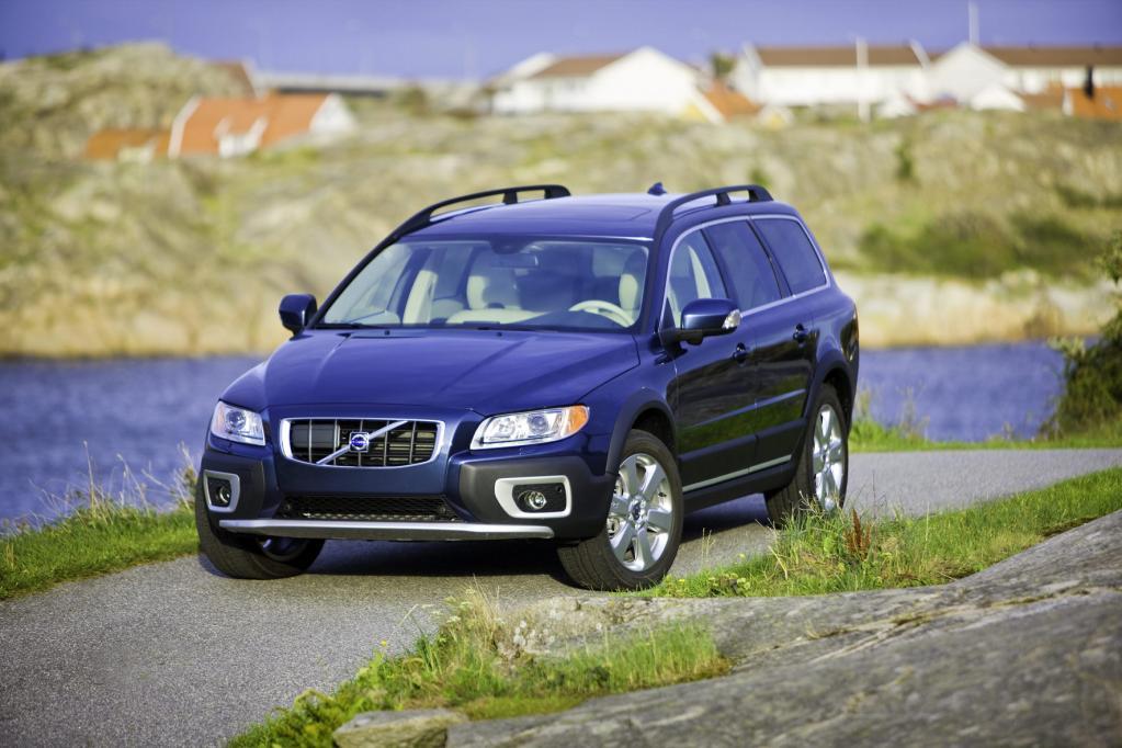 Volvo startet weltweiten Rückruf für V70, XC70 und S80