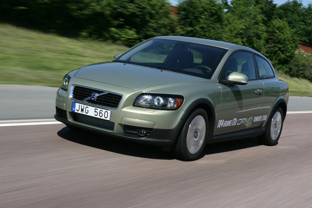 Volvos Umweltkurs: Ethanol, sparsame Diesel und Frontantrieb