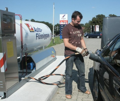 Westfalen setzte erstmals mehr als zehn Millionen Liter Autogas im Monat ab